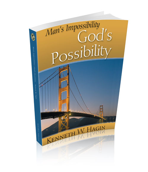 Man's Impossibility - God's Possibility