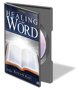 Healing in the Word CDs