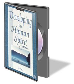 Developing the Human Spirit CDs