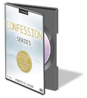 The Confession Series CDs