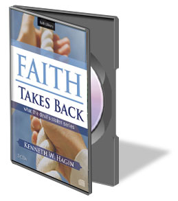 Faith Takes Back What the Devil Has Stolen CDs