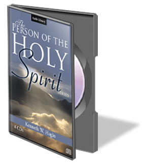 The Person of the Holy Spirit CDs