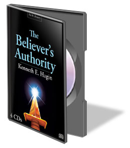 The Believer's Authority CDs