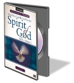 How You Can Be Led By The Spirit of God Vol. 1 CDs