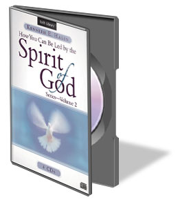 How You Can Be Led By The Spirit of God Vol. 2 CDs