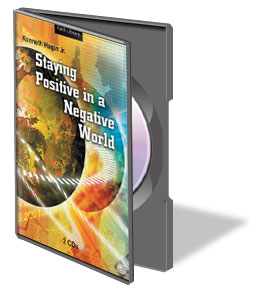 Staying Positive in a Negative World CDs