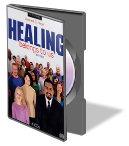 Healing Belongs to Us CDs