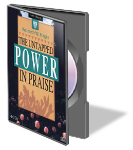 The Untapped Power In Praise CDs