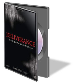 Deliverance From Demonic Influence CDs