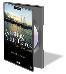 Casting Your Cares Upon the Lord CDs