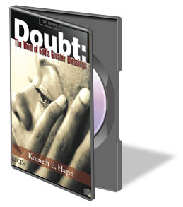 Doubt: The Thief of God's Greater Blessings CDs
