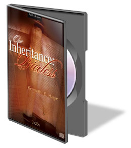 Our Inheritance: Priceless CDs