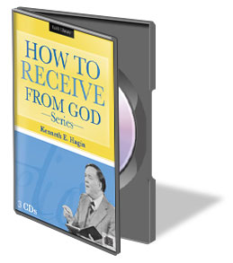 How to Receive From God Series CDs