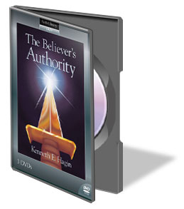 The Believer's Authority DVDs