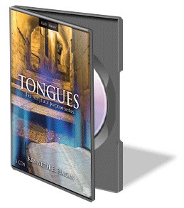 Tongues; Their Scriptural Purpose CDs