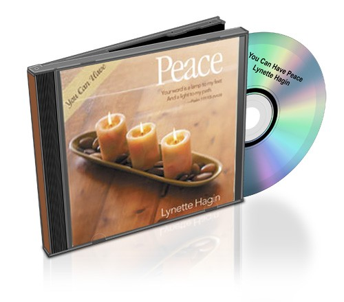 You Can Have Peace CD