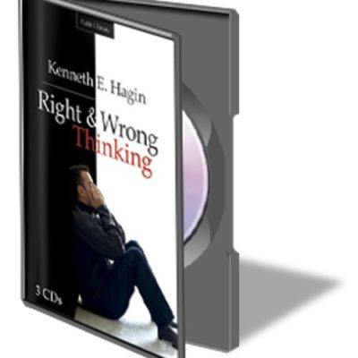 Right & Wrong Thinking CDs
