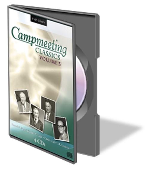 Campmeeting Classics - Volume 3 CDs