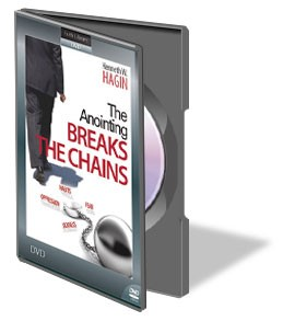 The Anointing Breaks Chains DVD