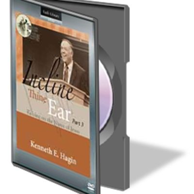 Incline Thine Ear Part 3 DVD