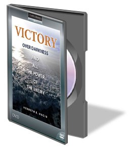 Victory Over Darkness and All the Power of The Enemy DVD