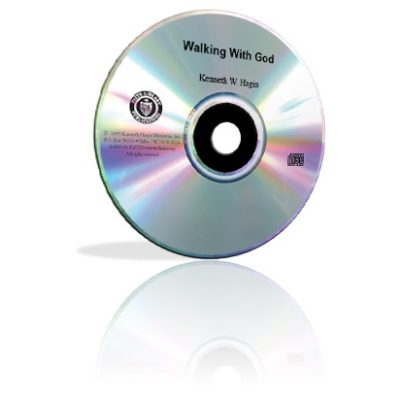 Walking with God CD